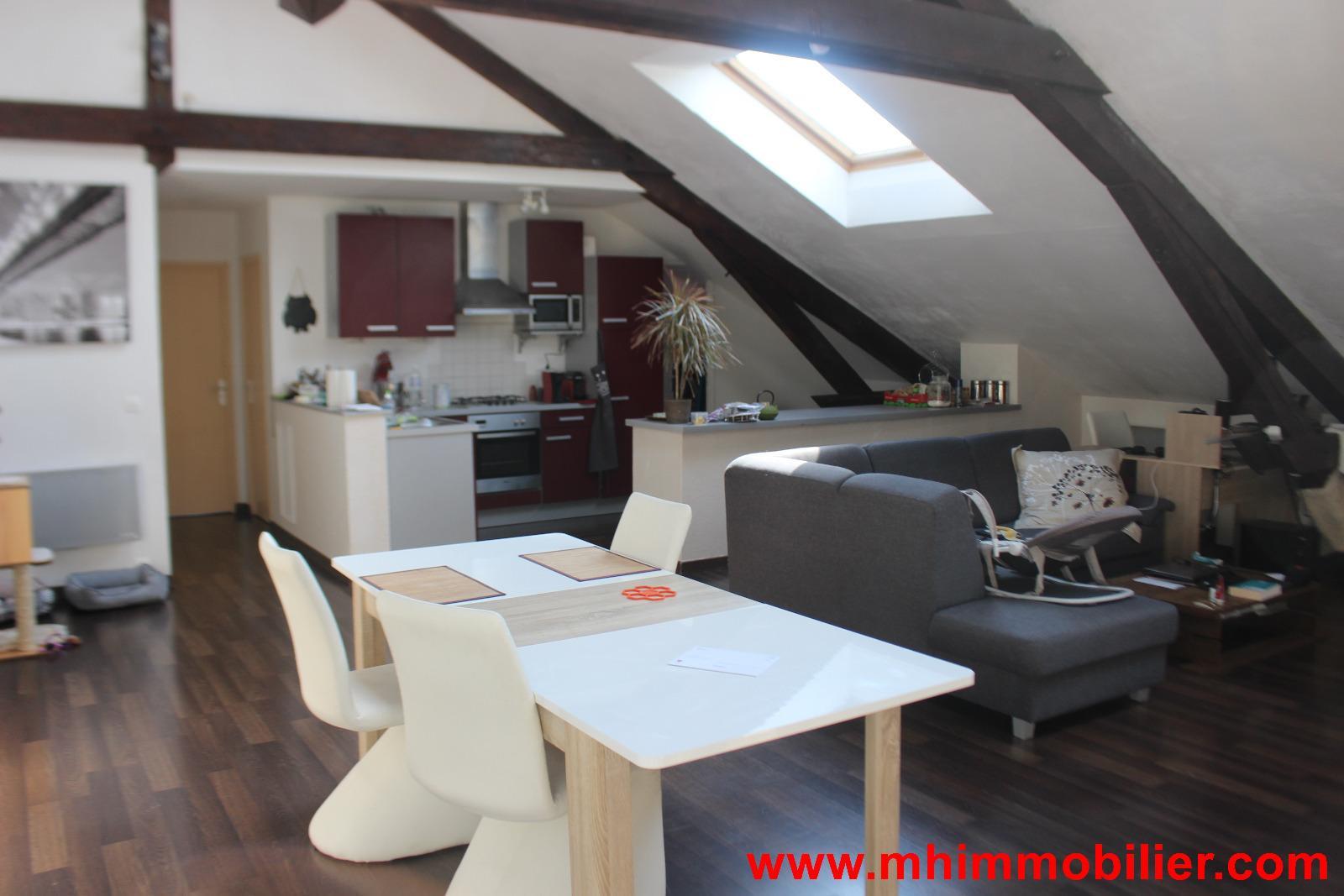 Offres de vente Appartement Saint-Nabord (88200)