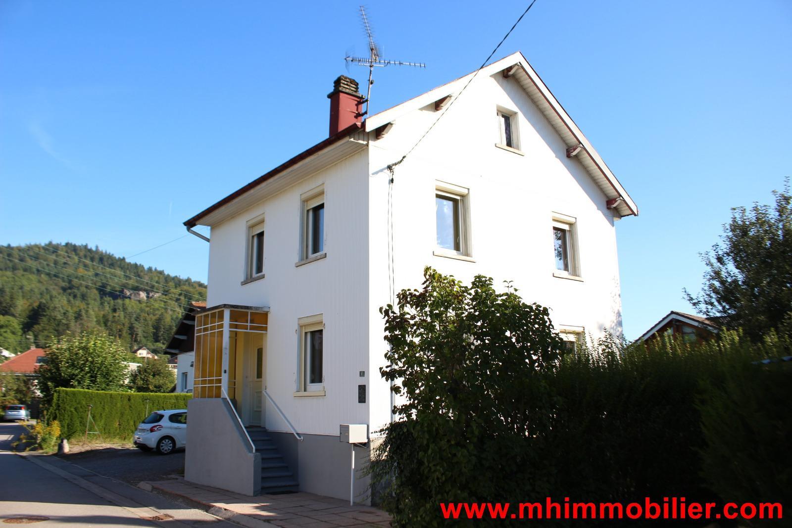Offres de vente Maison Saint-Amé (88120)