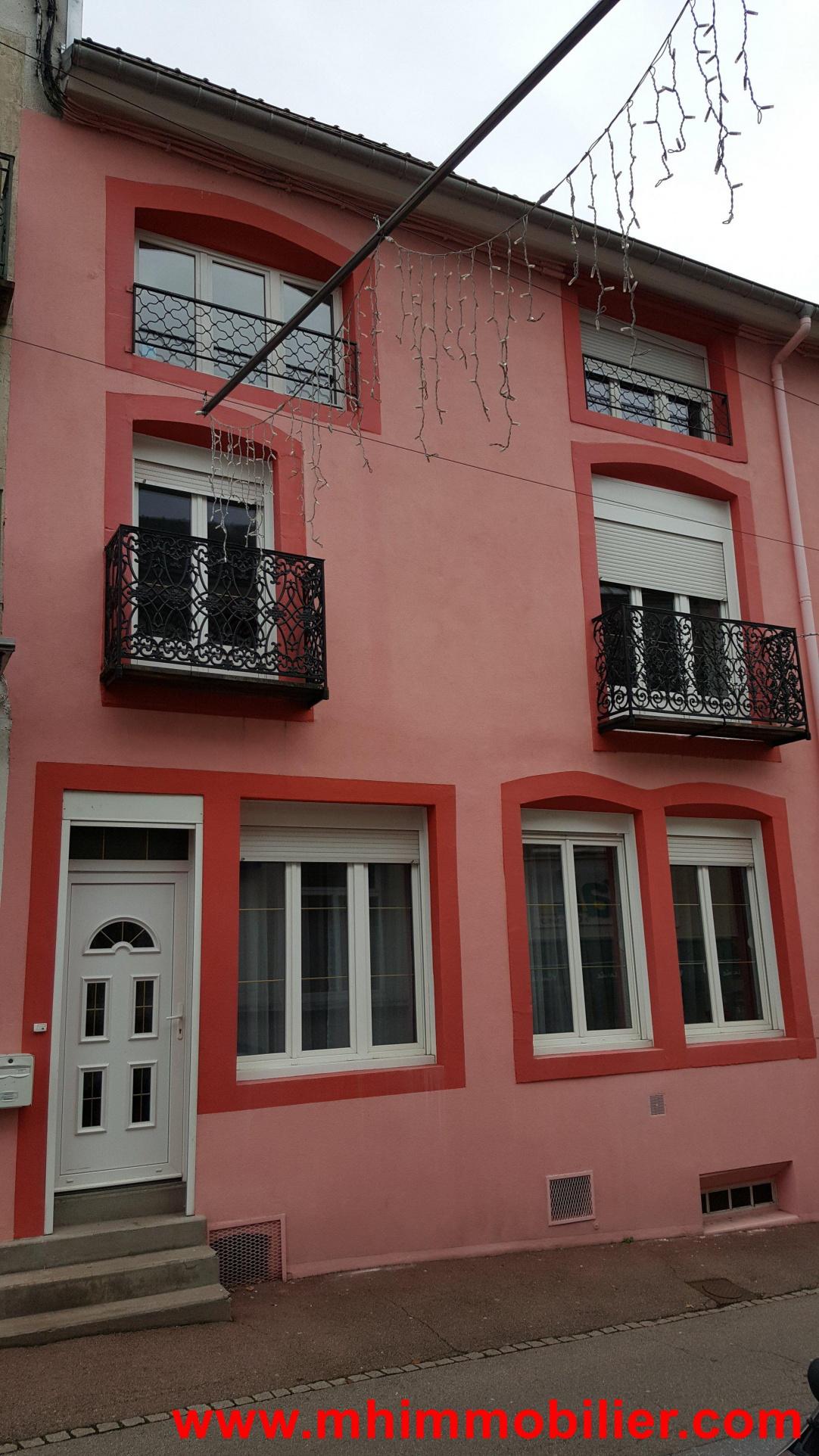 Offres de vente Maison Plombières-les-Bains (88370)