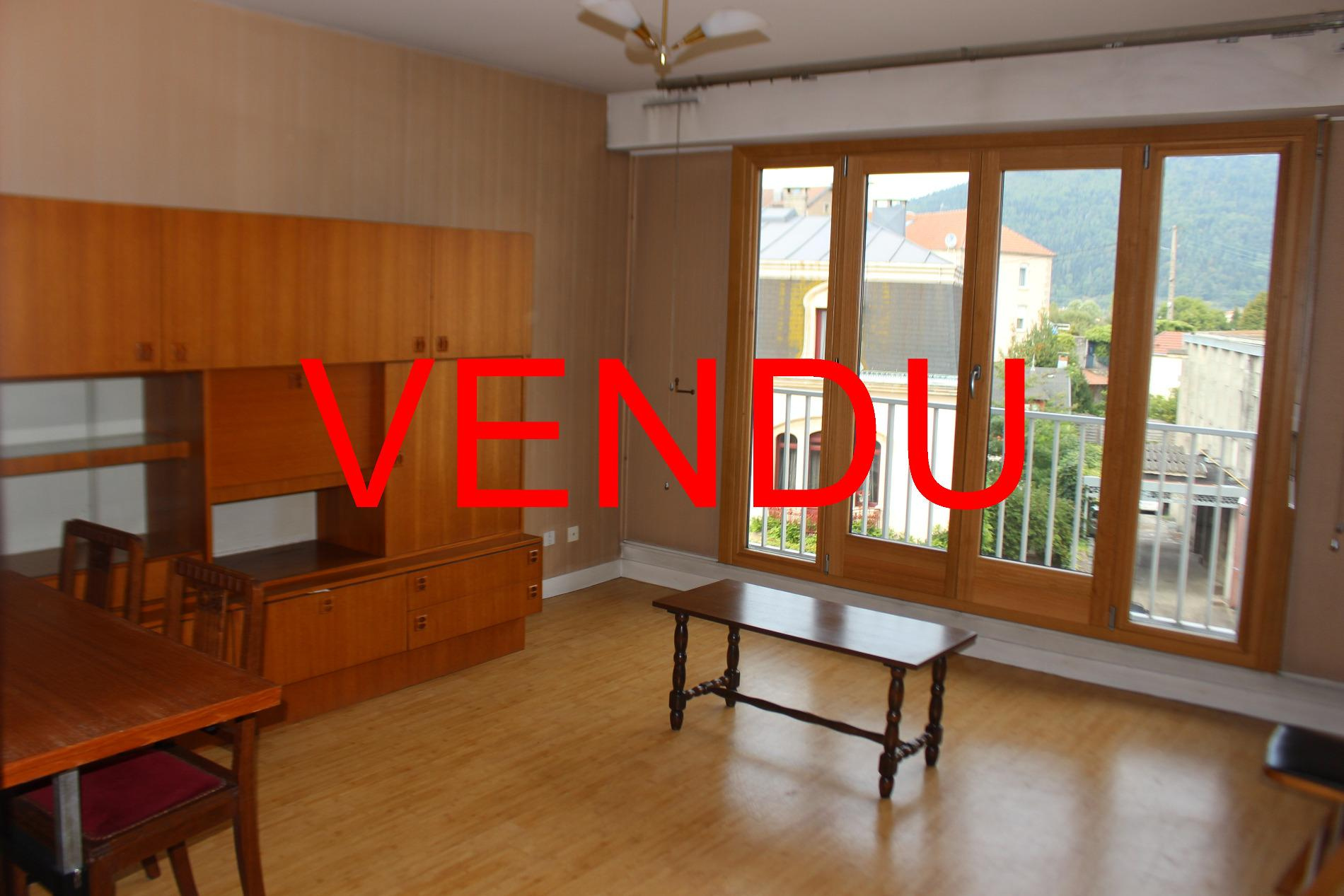 Offres de vente Appartement Remiremont (88200)
